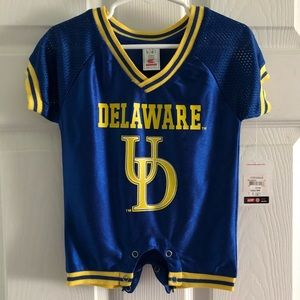 Other - University of Delaware Romper Jersey 6-9